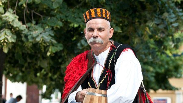 Dinarska nošnja iz Dalmatinske zagore - Sputnik Srbija