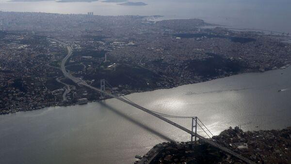 Мост преко Босфора - Sputnik Србија