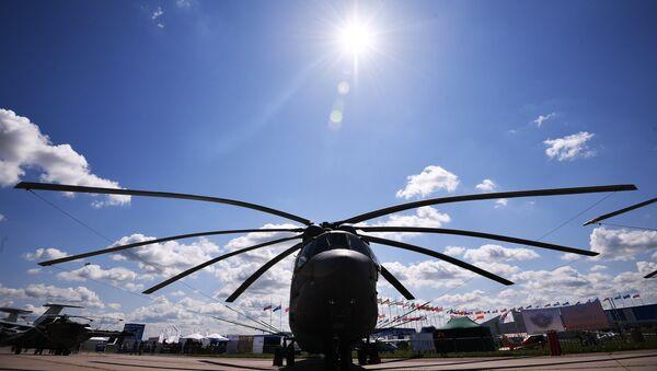 Transportni helikopter Mi-26 - Sputnik Srbija