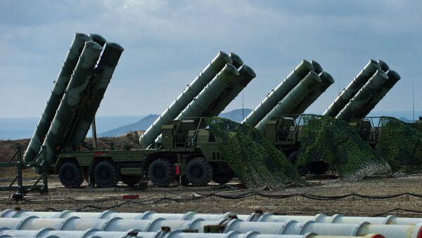 Protivvazdušni raketni sistemi S-400 na Krimu - Sputnik Srbija
