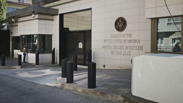 Америчка амбасада у Анкари - Sputnik Србија
