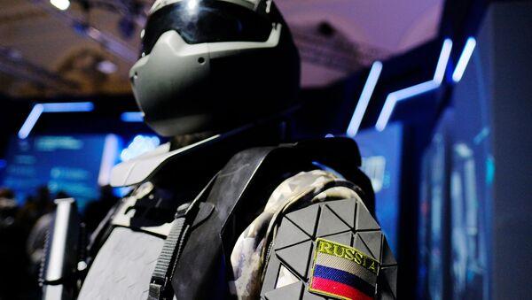 Maketa nove borbene opreme - Sputnik Srbija