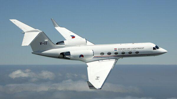 Авион Галфстрим - Sputnik Србија