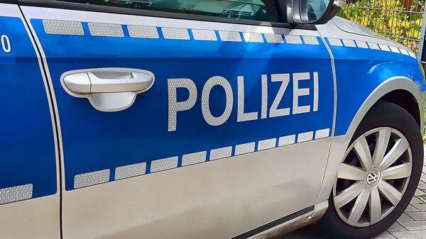 Немачко полицијско возило - Sputnik Србија