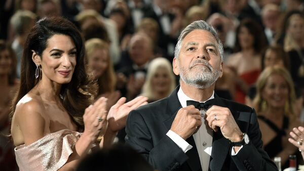 Џорџ Клуни - Sputnik Србија