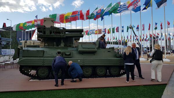 Novi protivraketni sistem Sosna - Sputnik Srbija