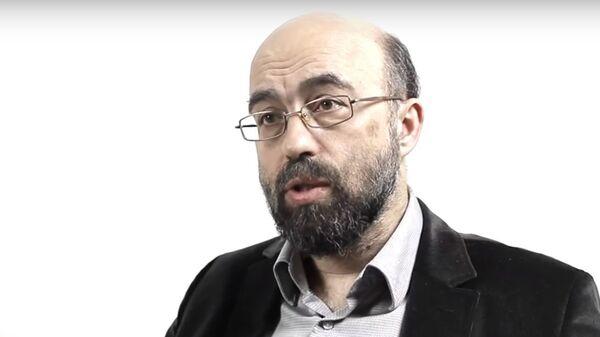 Ruski lingvista Vladimir Plungjan - Sputnik Srbija