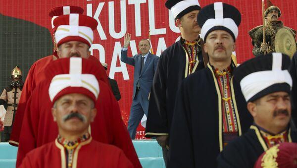 Реџеп Тајип Ердоган - Sputnik Србија