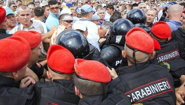 Protesti u Kišinjevu - Sputnik Srbija
