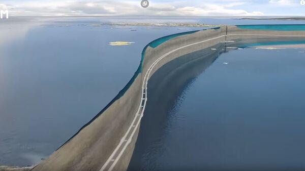 Пројекат ауто-пута дуж западне обале Норвешке - Sputnik Србија