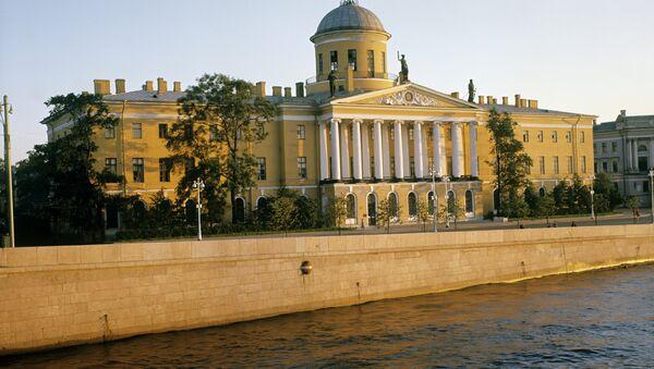 Puškinov dom u Peterburgu - Sputnik Srbija