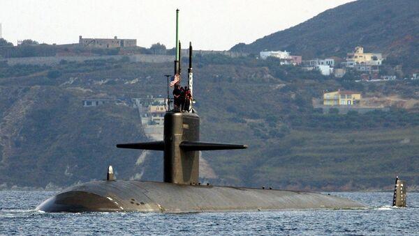 Америчка подморница Њупорт њуз ССН-750 - Sputnik Србија