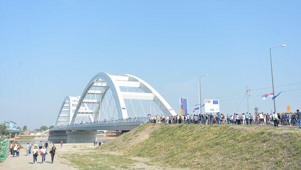 Žeželjev most - Sputnik Srbija