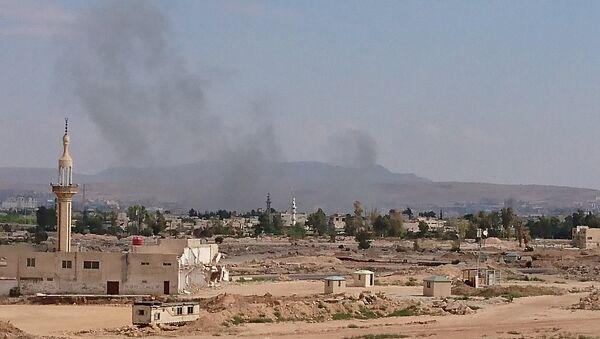 Blasts in the south of Damascus - Sputnik Srbija