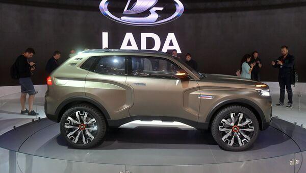 Automobil LADA 4x4 Vision - Sputnik Srbija