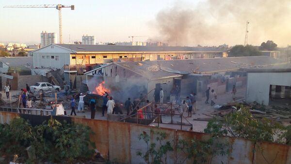 Ситуација у Триполију, Либија, 02.09.2018 - Sputnik Србија