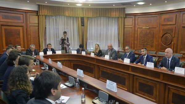 Predstavnici Rosatoma u Vladi Srbije - Sputnik Srbija