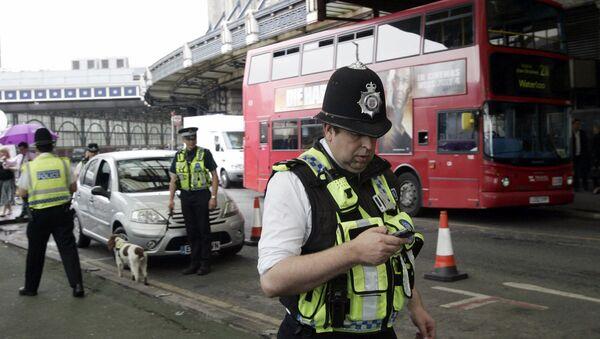 Britanska policija u Londonu - Sputnik Srbija