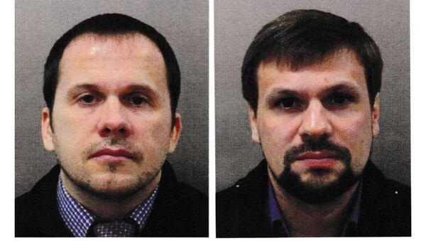 Aleksandar Petrov i Ruslan Boširov - Sputnik Srbija