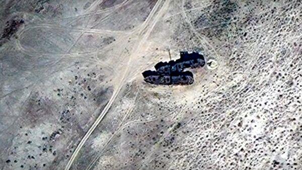 Flota zarđalih brodova u pustinji u Kazahstanu. - Sputnik Srbija