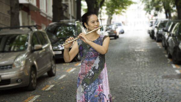 Hisako Jošikava, japanska flautistkinja. - Sputnik Srbija