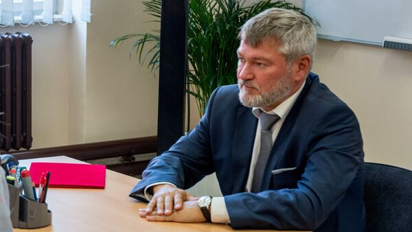 """Generalni direktor """"RŽD Internešenel"""" Sergej Aleksejevič Pavlov - Sputnik Srbija"""
