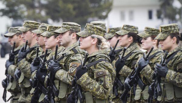 Tzv. Kosovske bezbednosne snage - Sputnik Srbija