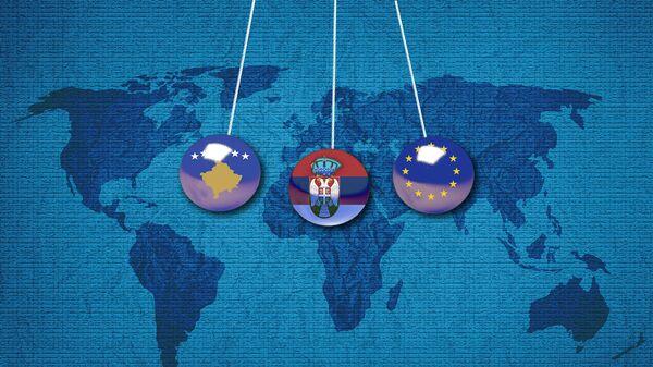 Србија, тзв. Косово и ЕУ - Sputnik Србија