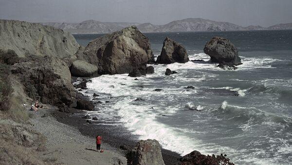 Južni deo obale Krima - Sputnik Srbija