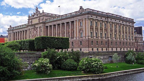 Švedski parlament - Sputnik Srbija