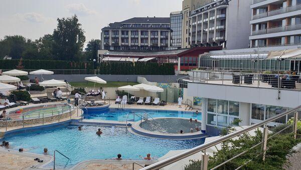 Hotel Livada u Moravskim Toplicama - Sputnik Srbija