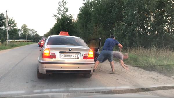Ruski taksista - Sputnik Srbija