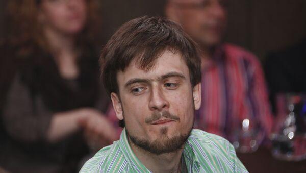 Producent grupe Pusi rajot Petar Verzilov - Sputnik Srbija