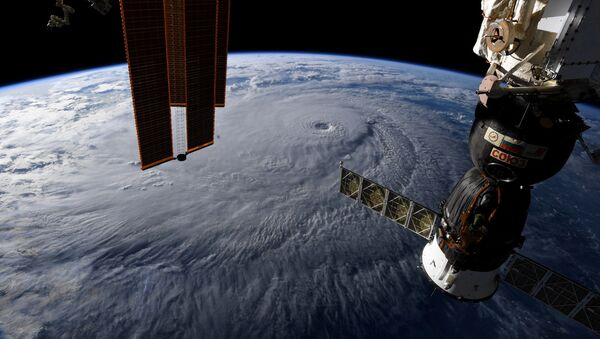 Pogled na Zemlju sa Međunarodne svemirske stanice - Sputnik Srbija