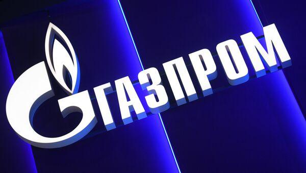 Štand kompanije Gasprom na Peterburškom međunarodnom ekonomskom forumu - Sputnik Srbija
