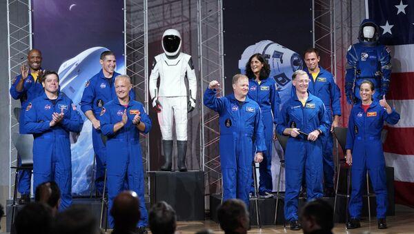 Astronauti Speks iksa - Sputnik Srbija