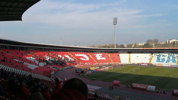 Стадион Црвене зведе - Sputnik Србија