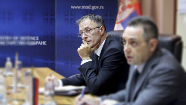 Милан Мојсиловић - Sputnik Србија