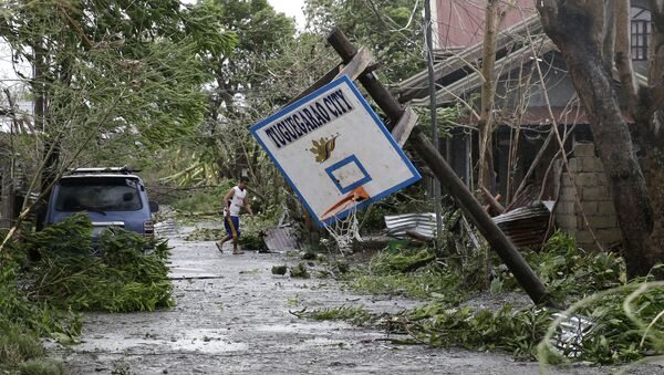 Filipini, oluja - Sputnik Srbija