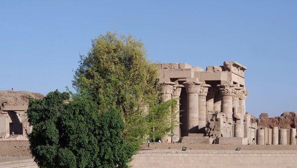 Храм Ком Омбо на југу Египта, у близини Асуана - Sputnik Србија