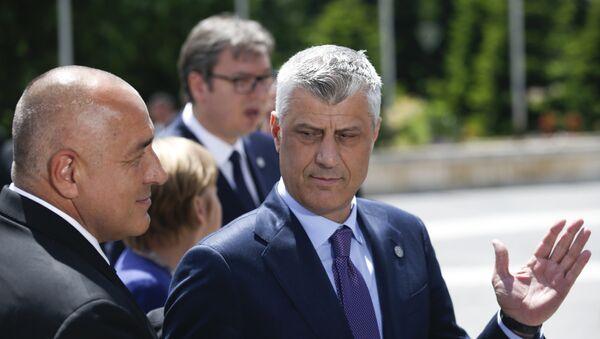 Hašim Tači - Sputnik Srbija