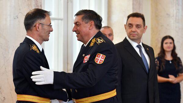 Milan Mojsilović novi načelnik Generalštaba - Sputnik Srbija