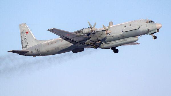 Izviđački avion Il-20 - Sputnik Srbija