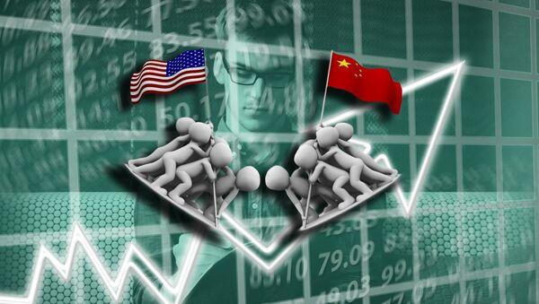 САД и Кина - илустрација - Sputnik Србија