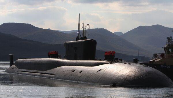 Подморница Владимир Мономах - Sputnik Србија
