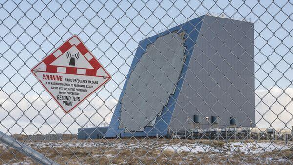Радар у Ваздухопловној станици Ириксон на Аљасци - Sputnik Србија