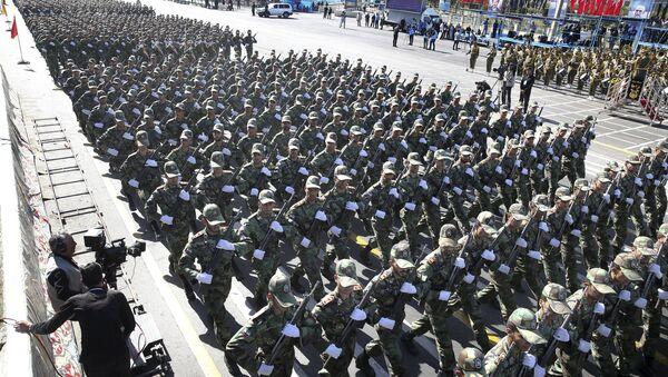Напад на параду и Ирану - Sputnik Србија