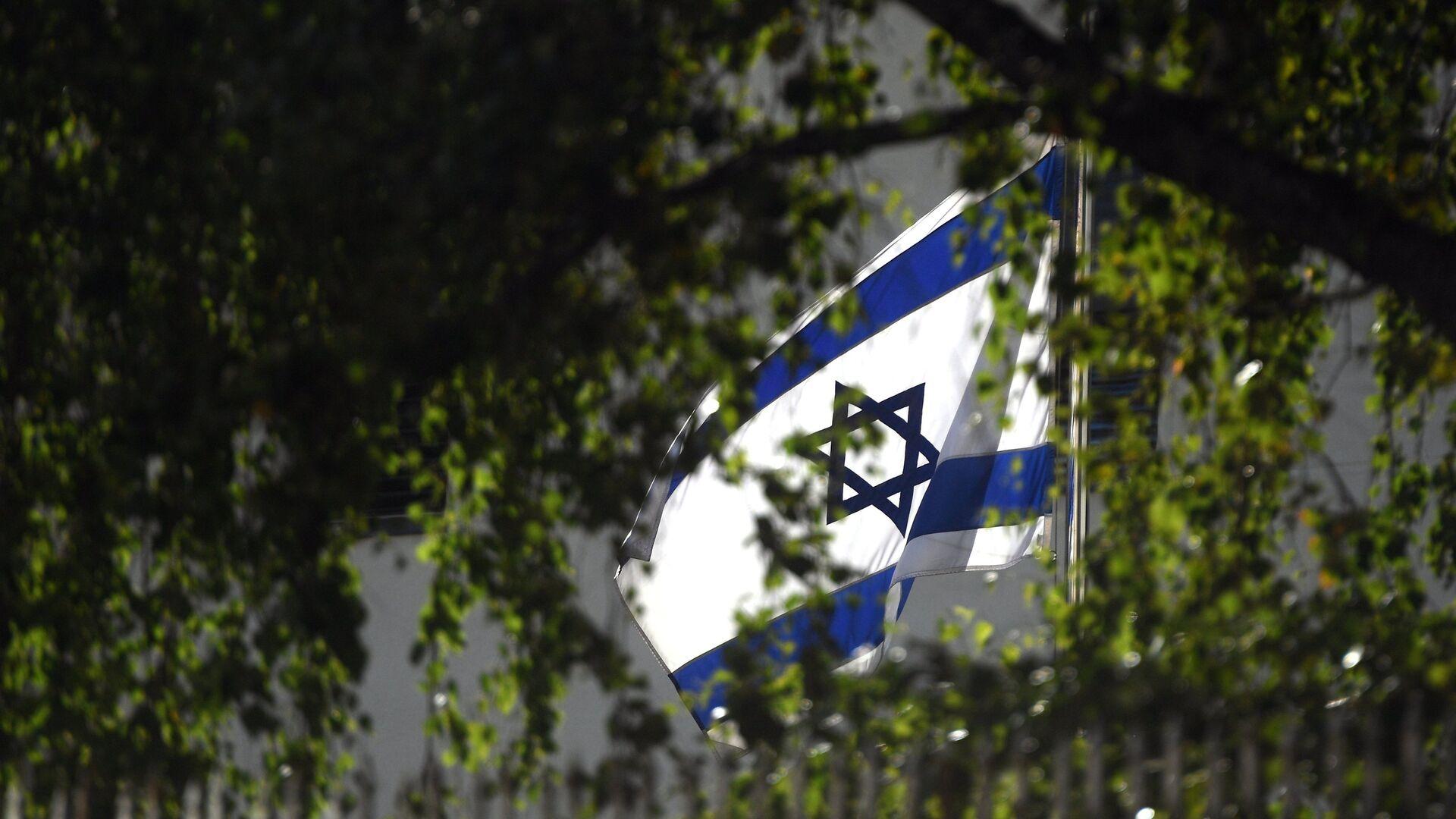Застава Израела - Sputnik Србија, 1920, 01.02.2021