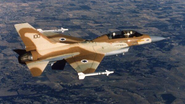 Izraelski F-16 - Sputnik Srbija
