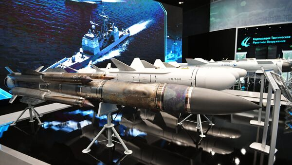 Vazduhoplovne taktičke protivbrodske rakete - Sputnik Srbija